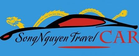Logo xe du lịch SongNguyen Travel Car