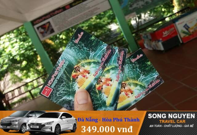 Giá vé Hòa Phú Thành 2021 – Du lịch trượt thác mạo hiểm ở Đà Nẵng