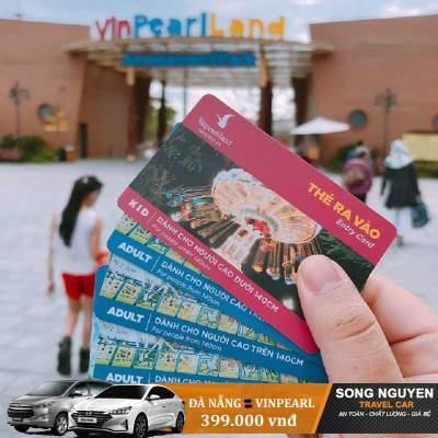 Giá vé VinPearl Land Nam Hội An 2020 – Combo Buffet + khuyến mãi mới nhất