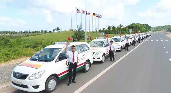 Taxi Vinasun Đà Nẵng